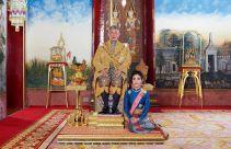 Incar Kursi Ratu, Selir Raja Thailand Ditendang dari Istana - JPNN.com