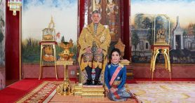 Incar Kursi Ratu, Selir Raja Thailand Ditendang dari Istana