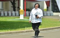Info dari Istana: Inilah Penugasan Presiden Jokowi untuk Bu Siti Nurbaya - JPNN.com