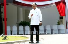 Zainudin Amali Tersenyum Usai Bicara soal Pemuda dan Olahraga dengan Jokowi - JPNN.com