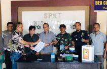 Petugas Bea Cukai Menyita 62 Peluru Berburu yang Disembunyikan di dalam Beras - JPNN.com
