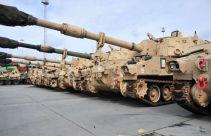 Amerika Kirim Puluhan Tank ke Lithuania, Peringatan bagi Rusia - JPNN.com