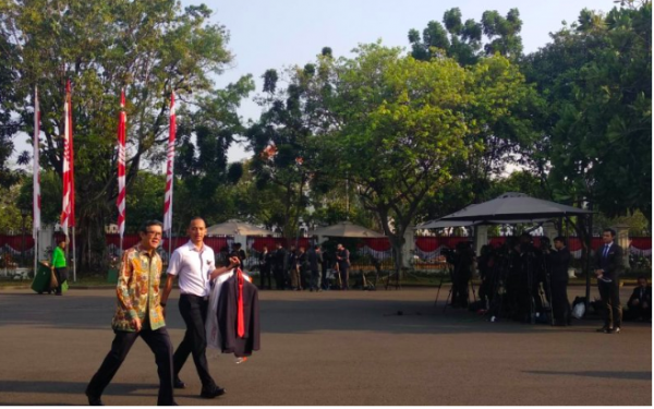 Ini Jadwal Pelantikan Menteri di Kabinet Jokowi-Ma'ruf - JPNN.com