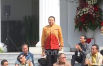Profil ST Burhanuddin: Melanglang Buana di Indonesia Timur, Kini jadi Jaksa Agung - JPNN.com