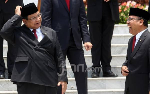 Waduh, Keras Banget Kalimat Novel Bamukmin Diarahkan ke Prabowo - JPNN.com