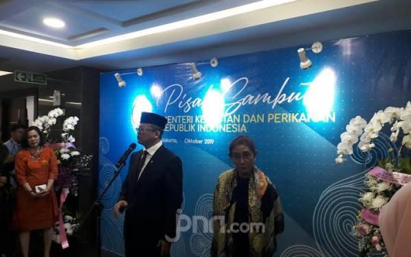 Sempat Salah Sebut Periode Jabatan Bu Susi, Edhy Prabowo: Kan Saya Menterinya - JPNN.com