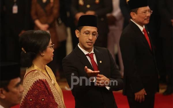 Jokowi Minta Nadiem Makarim Buat Terobosan Soal SDM - JPNN.com