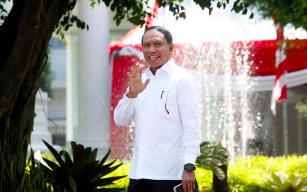Profil Zainudin Amali: Putra Daerah Kelahiran Gorontalo, Diprediksi jadi Menpora - JPNN.com