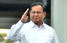 Ada yang Menarik saat Pelantikan Kabinet Indonesia Maju, soal Prabowo Subianto - JPNN.com