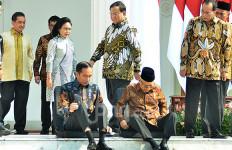 Satu Wajah Baru di Kabinet Jokowi Itu adalah Prabowo, Lihat Gayanya - JPNN.com