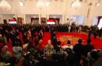 Peringatan Keras! Relawan Jokowi Ancam Bakal Geruduk Menteri yang Bermasalah - JPNN.com