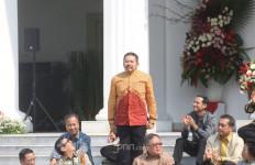 ST Burhanuddin: Saya Sudah Lama Meninggalkan Kejagung - JPNN.com