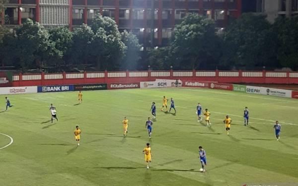 Bhayangkara FC Harus Puas Berbagi Poin dengan Persib Bandung - JPNN.com