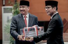 Arief Yahya Pamitan di Gedung Sapta Pesona, Air Mata pun Meleleh - JPNN.com