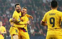 Lionel Messi Ukir Rekor saat Barcelona Berjaya di Praha - JPNN.com