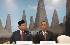 Di Hadapan Prabowo, Ryamizard Membeberkan Tugas Menhan dan Masalah Terorisme - JPNN.com