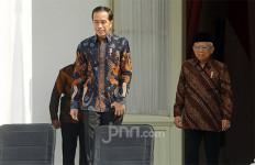 Jokowi Cemburu Melihat Surya Paloh Berangkulan Mesra dengan Sohibul Iman - JPNN.com