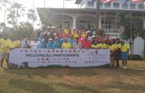 Resmi Dibuka, 15 Negara Bersaing di Menpora Emeralda Internasional Amateur Golf Cup 2019 - JPNN.com