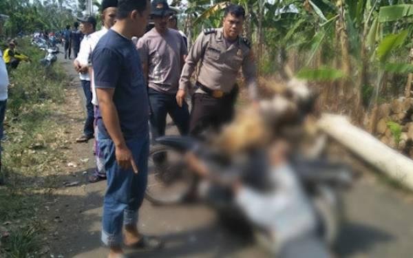 Edi Haryanto dan Putrinya Tertimpa Pohon Tumbang, Tragis! - JPNN.com
