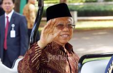 Ma'ruf Amin Bicara Rencana Pencalonan Putrinya di Pilkada Kota Tangsel - JPNN.com