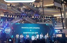 FinExpo dan Sundown Run 2019 Ajak Milenial Pahami Layanan Keuangan  - JPNN.com