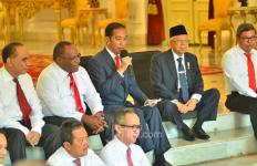 Nama 12 Wakil Menteri Diumumkan Jokowi di Ruangan ber-AC, Kemudian Dilantik - JPNN.com