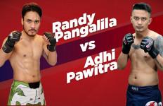 Randy Pangalila Akan Bertarung di Ajang One Pride Fight Night 33 - JPNN.com