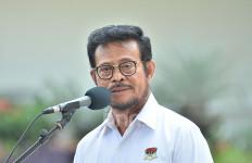 Mentan Syahrul Yasin Minta Amran Tidak Pulang Kampung - JPNN.com