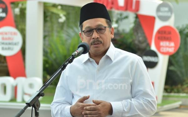 Profil Zainut Tauhid: 4 Periode di Senayan, jadi Wakil Menag - JPNN.com