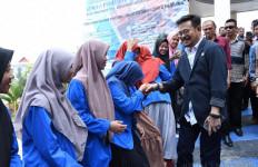 Mentan Syahrul Minta Generasi Muda Adopsi IoT dan Bangun Start Up - JPNN.com