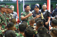 Di Wamena, Panglima TNI Ungkap Kunci Sukses Menjaga Stabilitas Keamanan - JPNN.com
