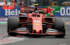 Max Verstappen Kena Penalti, Charles Leclerc Start Terdepan di Meksiko - JPNN.com