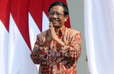 OTT KPK Tanpa Seizin Dewan Pengawas, Mahfud MD Bilang Begini - JPNN.com