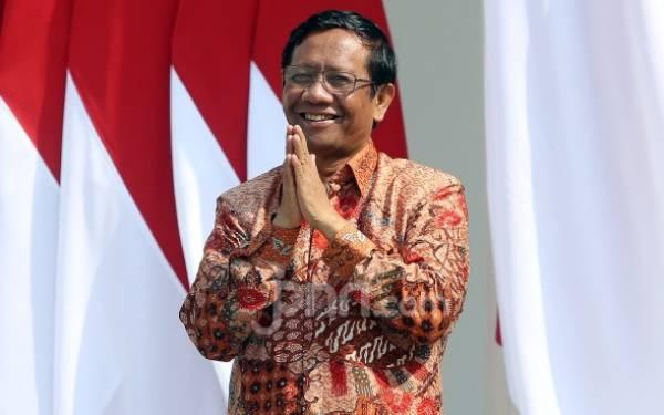 Mahfud MD Menduduki Kursi Presiden Jokowi - JPNN.com