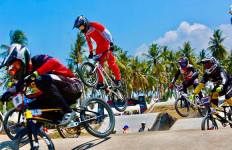 Demi Tiket Olimpiade Tokyo, Atlet BMX Dunia Serbu Banyuwangi - JPNN.com