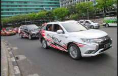 Cara Mitsubishi Dukung Perkembangan Mobil Listrik di Jakarta - JPNN.com