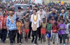 Jokowi: Kalau Tidak Salah, Saya Sudah 13 Kali Hadir di Papua - JPNN.com