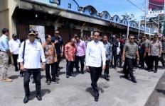 Jokowi Kerahkan Semua Elemen untuk Bangun Wamena Papua Lagi - JPNN.com