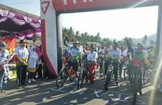 Gowes Nusantara, Pejabat-ASN Gorontalo Utara Diminta Naik Sepeda ke Kantor - JPNN.com