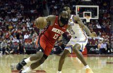 Lihat Aksi James Harden saat Membawa Rockets Menang dari Thunder - JPNN.com