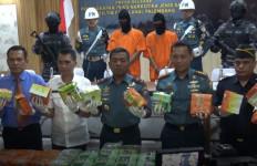 Lanal Palembang Gagalkan Penyeludupan 79 Kg Sabu-sabu dari Malaysia - JPNN.com