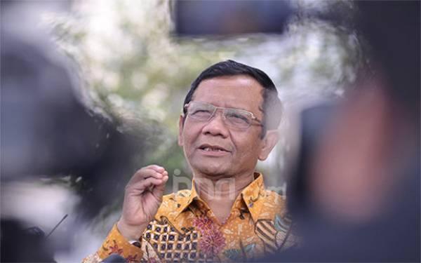 Mahfud MD Sampaikan Sebuah Permohonan ke Sri Sultan HB X - JPNN.com