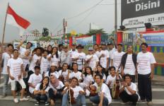 Cara Seniman Trotoar Depok Memperingati Sumpah Pemuda - JPNN.com