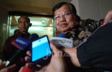 Ekspresi Pak JK Ketika Disinggung Kemungkinan Jadi Wantimpres - JPNN.com