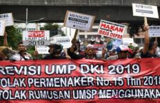 Demo Buruh di 100 Daerah, Hari Ini di Depan Kantor Anies Baswedan - JPNN.com