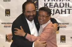 Soal Surya Paloh dan Sohibul Iman Berangkulan, Jokowi: Apa yang Salah? - JPNN.com