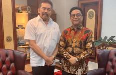 Jaksa Agung Burhanuddin Jadi Keluarga Besar Perlisindo - JPNN.com