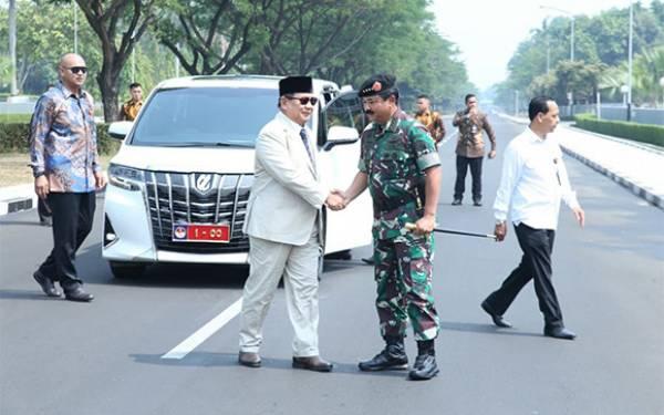 Andai Menhan Prabowo Subianto Tepati Janji, TNI Bisa Lebih Kuat dan Hebat - JPNN.com