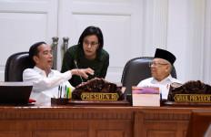 Ratas Ekonomi Perdana, Jokowi Beri Pesan Khusus ke Menteri Luar Negeri - JPNN.com