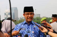DPRD: Banjir Ancam Jakarta, Kok Anies Malah Prioritaskan Trotoar? - JPNN.com